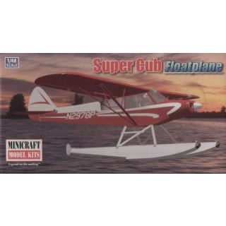 1:48 Piper Super Cub Floatplane