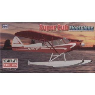 1:48 Piper Super Cub Floatplane