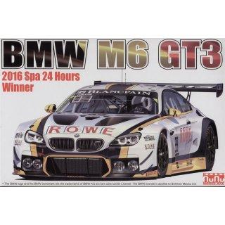 1:24 BMW M6 GT3 2016 SPA 24H Sieger