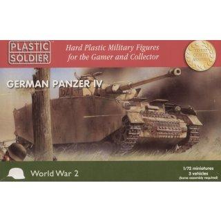 1:72 German Panzer IV