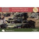 1:72 British A9 Cruiser Tank