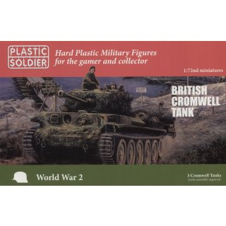 1:72 British Cromwell Tank