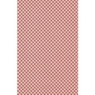 """Decal Checkers 1/8"""" Wide Red"""