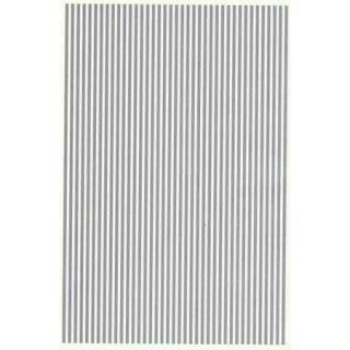Decal Streifen silber 1/16 (1,6mm)