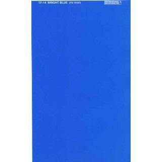 Decal blau