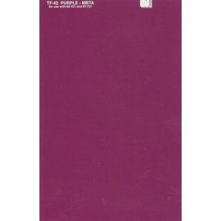 Decal Purple