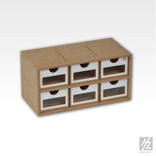 Modular Organizer (6 Schubladen)