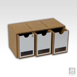Modular Organizer (3 Schubladen)