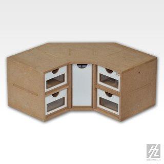 Modular Organizer Corner (5 Schubladen)