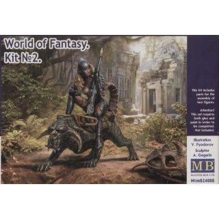 1:24 World of Fantasy. Kit No.2
