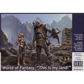 1:24 World of Fantasy.This is my land!