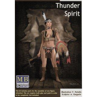1:24 Thunder Spirit