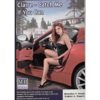 1:24 Claire -Catch Me4 If You Can