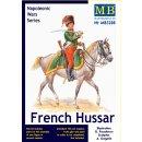1:32 French Hussar, Napoleonic Wars era