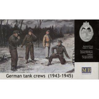 1:35 German tank crew (1943-1945) Kit No1