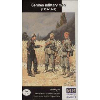 1:35 Deutsche Soldaten 1939-1942