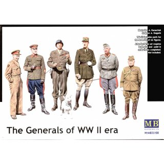 1:35 The Generals of WWII