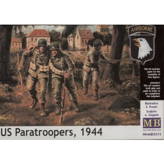 1:35 US paratroopers (1944)