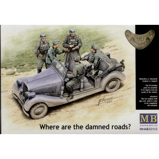 1:35 Where are the damned roads