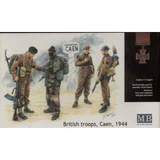 1:35 Britische Truppen Caen 1944