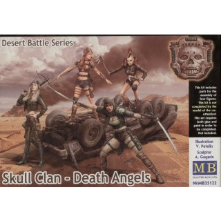 1:35 Skull Clan-Death Angels,Desert Battle Se