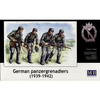 1:35 Deutsche Panzergrenadiere 1939-42