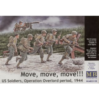 1:35 U.S. soldiers,Operation Overlord peri944