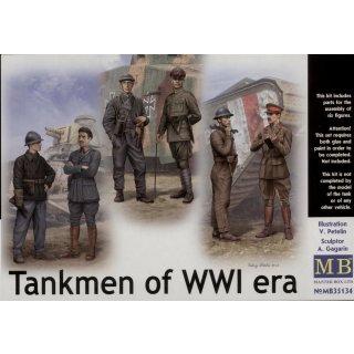 1:35 WWI Tankmen