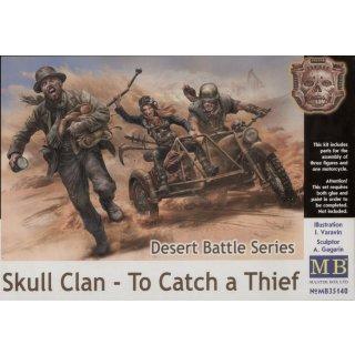 1:35 Desert Battle Series,Skull Clan-To Catch a Thief