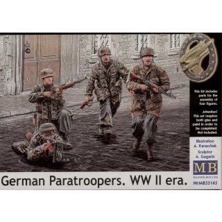 1:35 German Paratroopers, WWII era