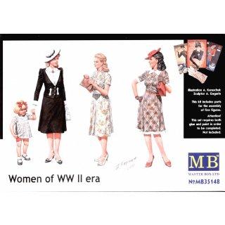 1:35 Women of WWII