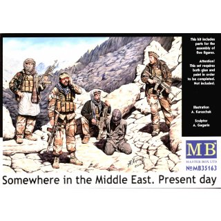 Somerwehre in the Middle East