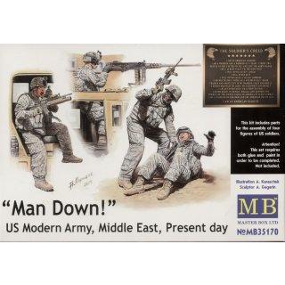 1:35 Man Down! U.S. Modern Army,Middle east
