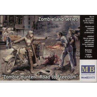 1:35 Zombie Hunter-Road to Freedom.Zombieland