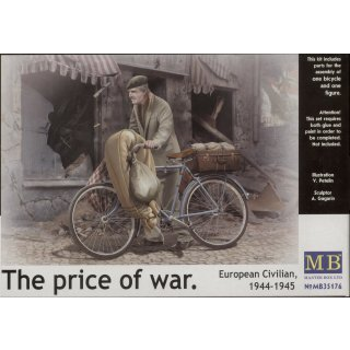 The price of war European civilian 1944