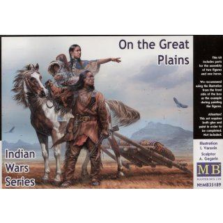 1:35 On the Great Plains,Indian Wars Series