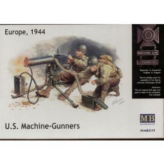 U.S. Machine-gunners