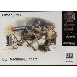 1:35 U.S. Machine-Gunners Europe 1944