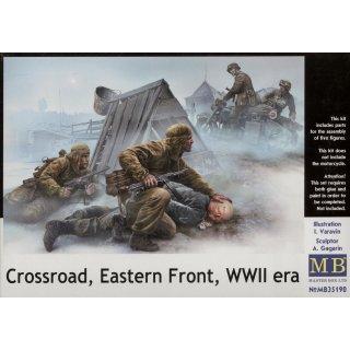 1:35 Crossroad,Eastern Front, WWII era