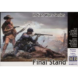1:35 Final Stand, Indian Wars Series