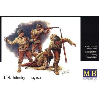1:35 US Infantry 1944-45