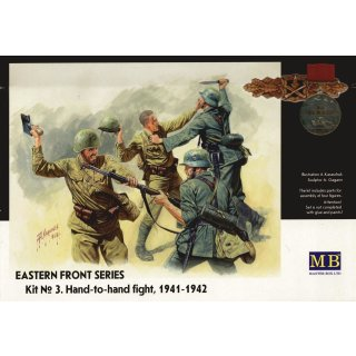 1:35 Hand to Hand Fight 1941-1942 Eastern Front Series