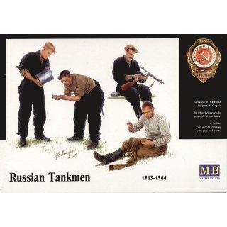 1:35 Russian Tankmen 1943-1944