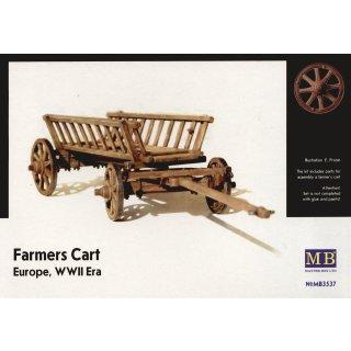 1:35 Farmers Cart Europe WWII