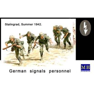 1:35 German Signals Personnel Stalingrad Summer 1942