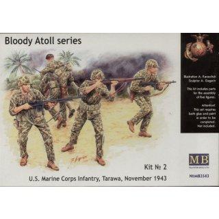 1:35 Bloody Atol U.S. Marine Corps Infantry