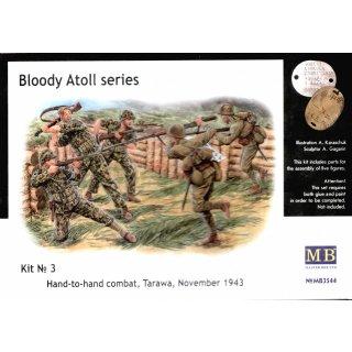 1:35 Bloody Atol Hand-to-hand fight, Tarawa