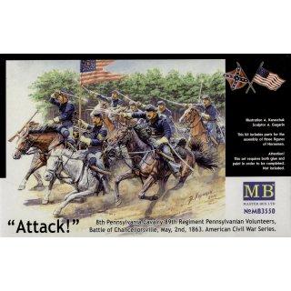 1:35 8th Pennsylv. cavalry,Battle o.Chancello