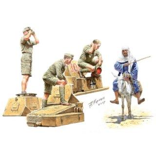 1:35 Deutsches Afrika Korps, WWII