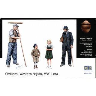 1:35 Civilians, Western region, WWII era